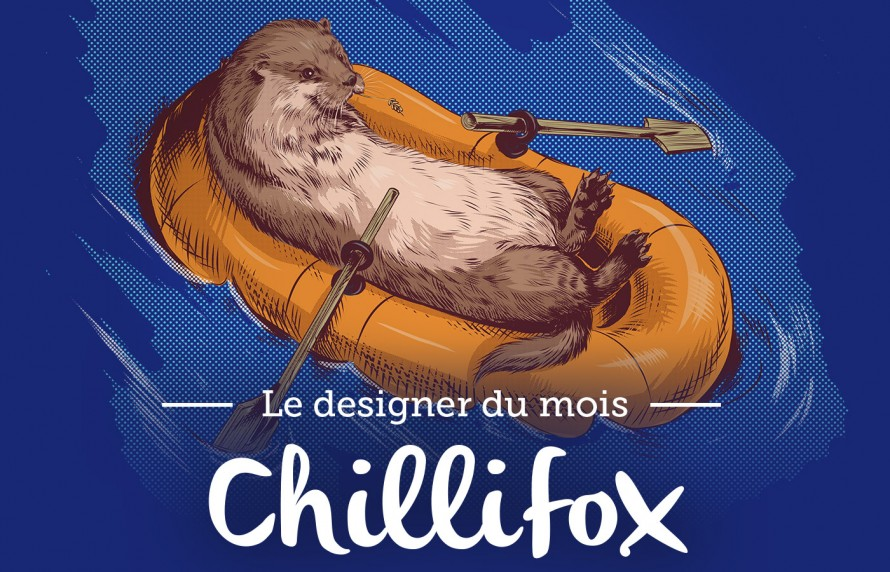 Le designer du mois – ChilliFox
