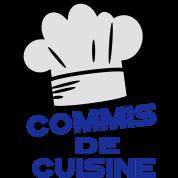 Tablier commis de cuisine spreadshirt for Recherche commis de cuisine