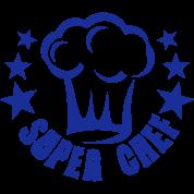 Ajouter texte super chef toque cuisinier de c2b spreadshirt for Cuisinier png
